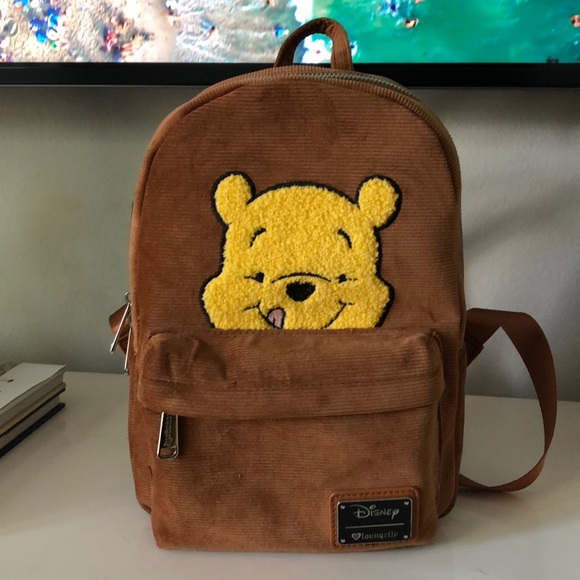 9118acba889 Winnie The Pooh backpack  BoxLunch Exclusive
